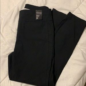 Black The Whitney Pull-On Pant High-Waist stretch